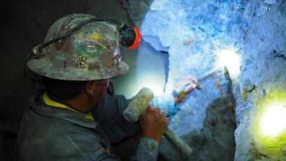 La ville miniere de potosi