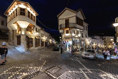 Le chateau de gjirokastra