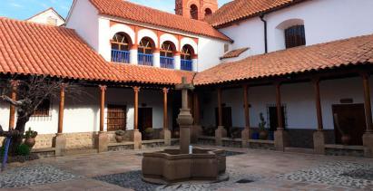 Le couvent santa teresa