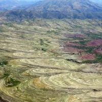 Le cratere de maragua