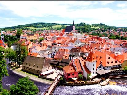 Le czech village