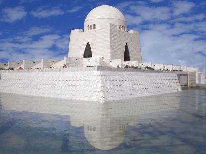 Le mausolee quaid i azam 1