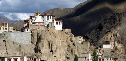 Le monastere de lamayuru