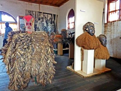 Le musee des arts et des traditions