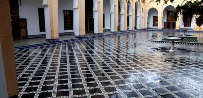 Le palais et musee dar batha