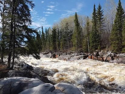 Le parc regional des grandes rivieres du lac saint jean2 2