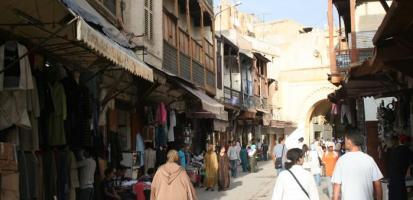 Le quartier du mellah