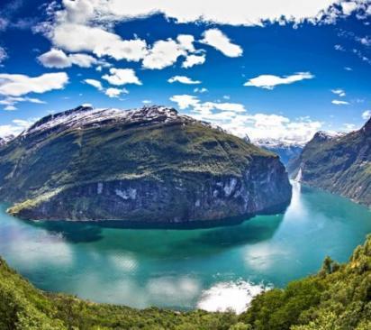 Les fjords de flam