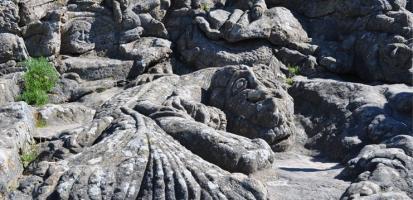 Les rochers sculptes de rotheneuf