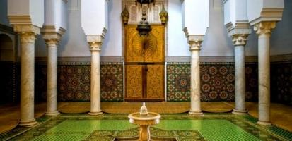 Mausolee de moulay ismail