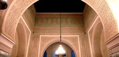 Mausolee de moulay ismail2