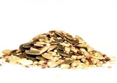 Melange de graines