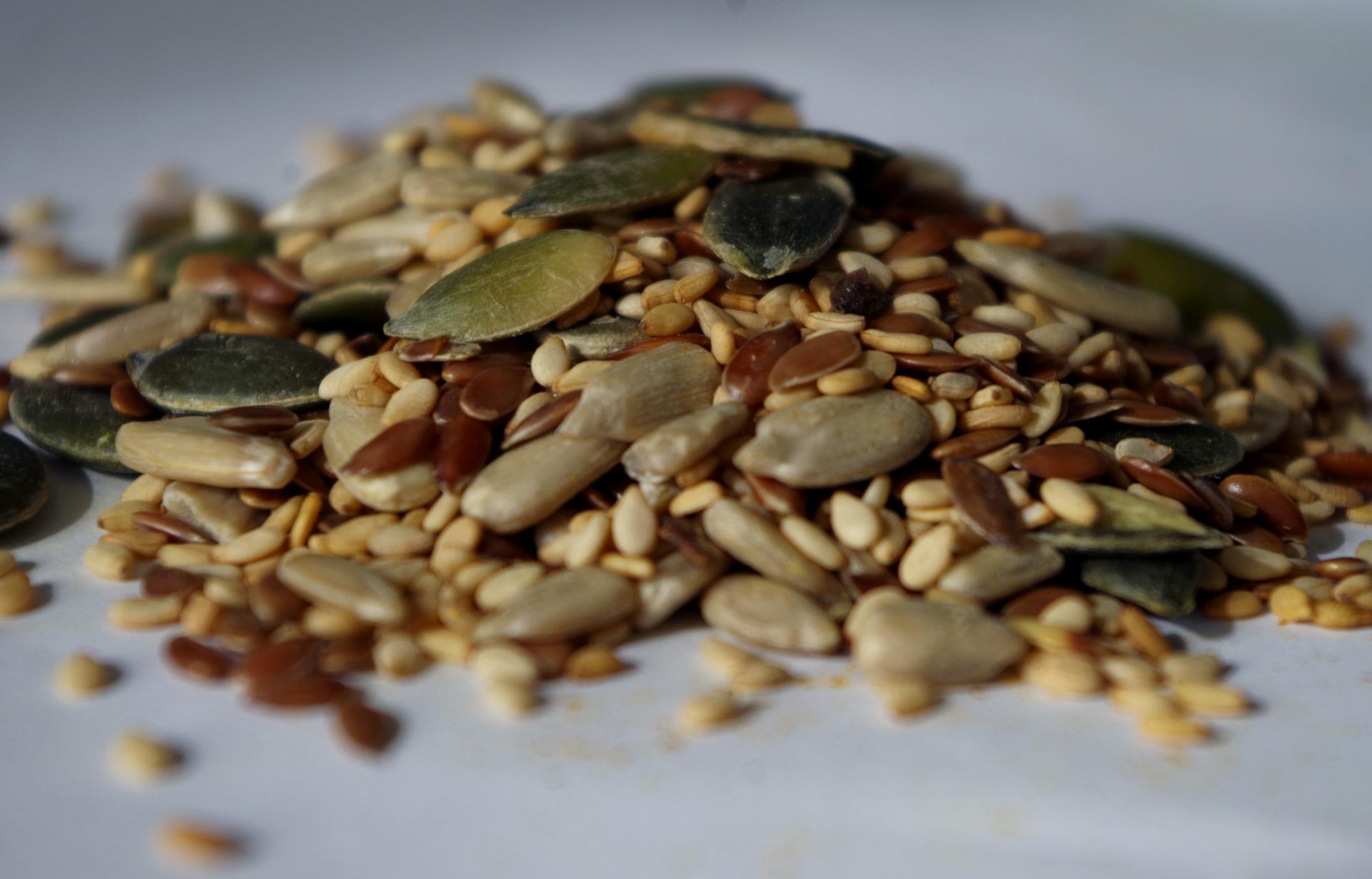 Melange graines 1