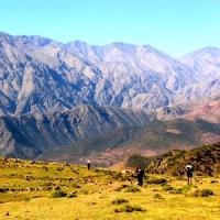 Montagnes du rif