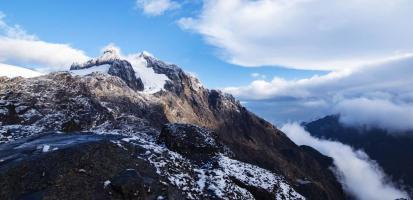 Monts ruwenzori