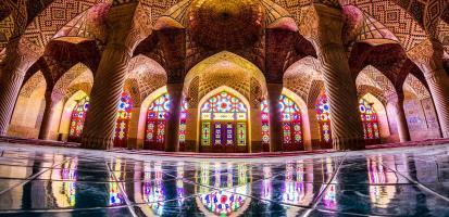 Mosquee du shaykh nasir al molk