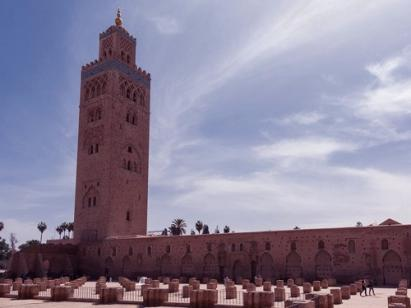 Mosquee koutoubia