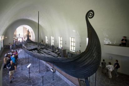 Musee des bateaux vikings