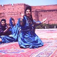 Nomades sahariens sanhadja