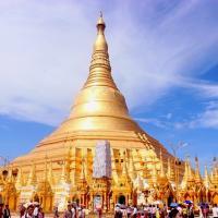 Pagode shwedagon de yangon