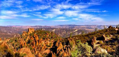 Parc national des pinnacles
