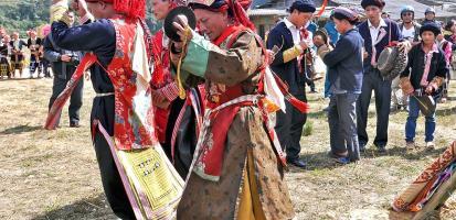 People culture of laos