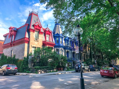 Plateau mont royal 1
