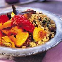 Salade de couscous a la persane
