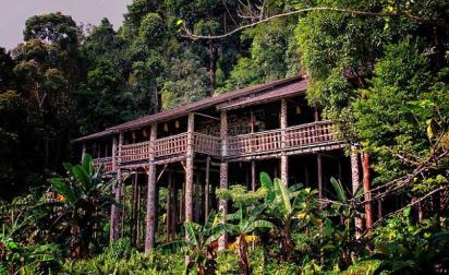 Sarawack cultural village
