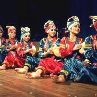 Spectacles de danse minang