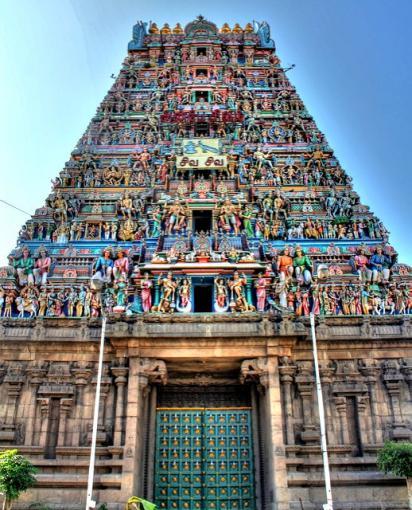 Temple de kapalishwara