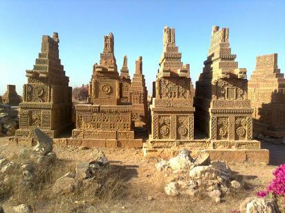 Tombes de chaukundi