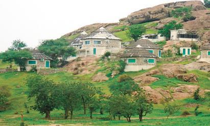 Village de waza