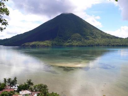 Volcan gunung api
