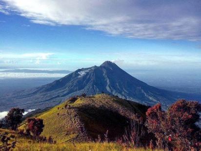 Volcan lawu