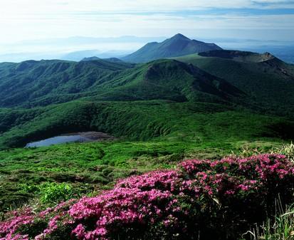 Volcan le parc national de kirishima yaku 1