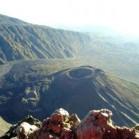 Volcan vallee du rift