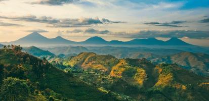 Volcans du virunga